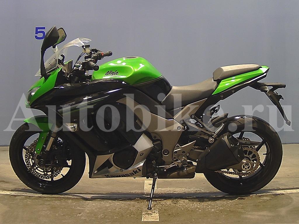 Обои спортивный, z 1000 sx, profile, Kawasaki, Мотоцикл. Мотоциклы foto 11