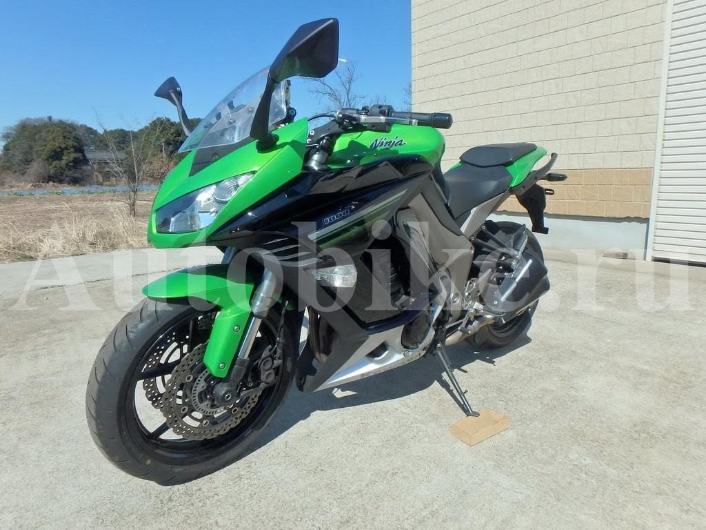 Обои спортивный, z 1000 sx, profile, Kawasaki, Мотоцикл. Мотоциклы foto 14